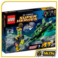 Lego 76025 Super Heroes Green Lantern Justice League